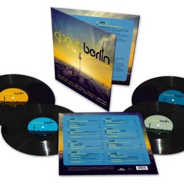 ABOUT: BERLIN 6 / VARIOUS (GER) (Vinyl)