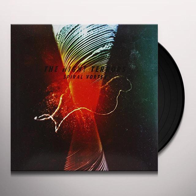 Night Terrors SPIRAL VORTEX (GER) Vinyl Record