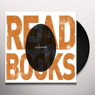 Instrument READ BOOKS Vinyl Record