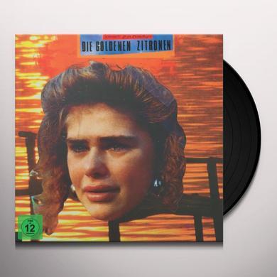 Goldenen Zitronen SCHAFOTT ZUM FAHRSTUHL (GER) Vinyl Record
