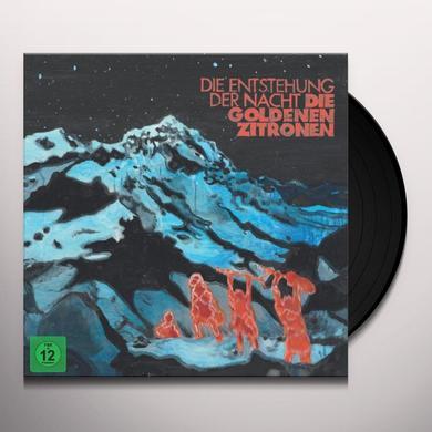 Goldenen Zitronen DIE ENTSTEHUNG DER NAC Vinyl Record