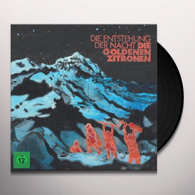 Goldenen Zitronen DIE ENTSTEHUNG DER NAC (GER) Vinyl Record