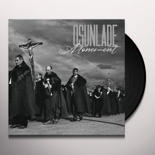 Osunlade ATONEMENT (GER) Vinyl Record