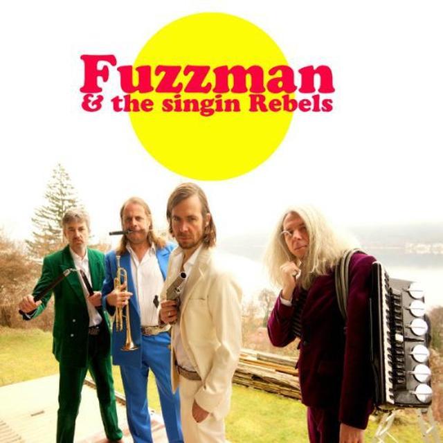 FUZZMAN & THE SINGIN REBELS (GER) Vinyl Record