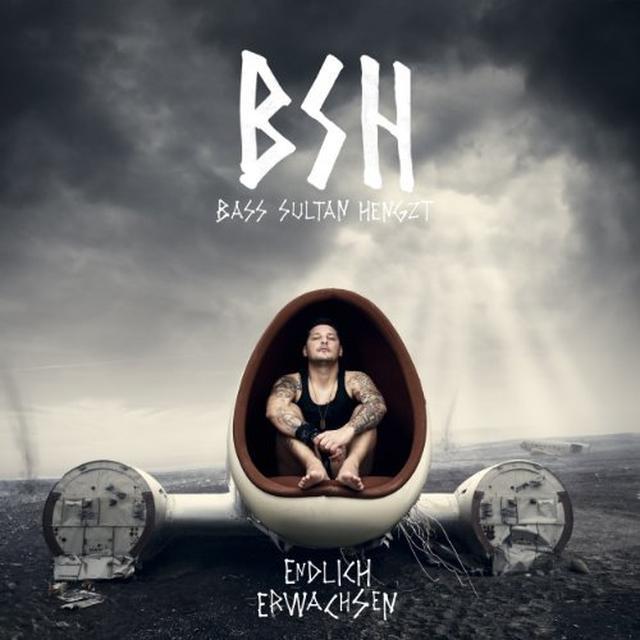 Bass Sultan Hengzt ENDLICH ERWACHSEN (GER) Vinyl Record