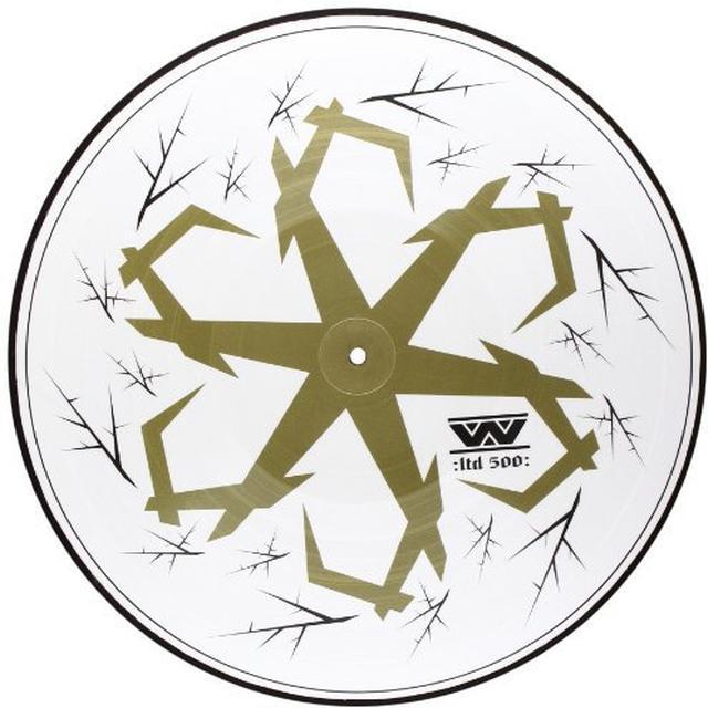 :Wumpscut: WREATH OF BARBS-LTD.ED (GER) Vinyl Record