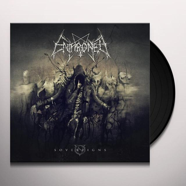 Enthroned SOVEREIGNS Vinyl Record