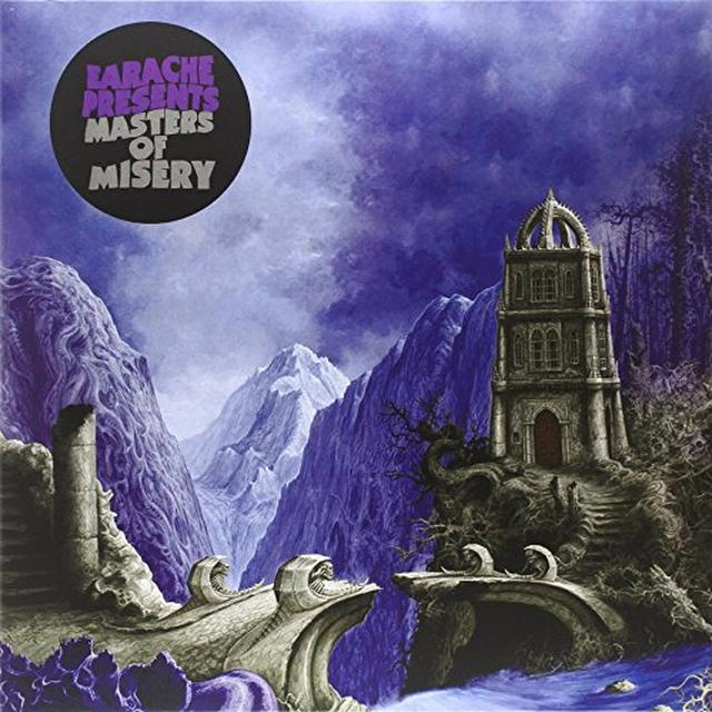 Masters Of Misery / Various (Ger) MASTERS OF MISERY / VARIOUS Vinyl Record
