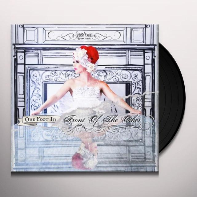 Gabby Young & Other Animals ONE FOOT IN FRONT OF THE OTHER Vinyl Record