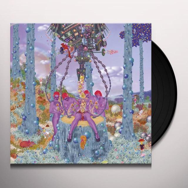 SPIDERGAWD (GER) Vinyl Record
