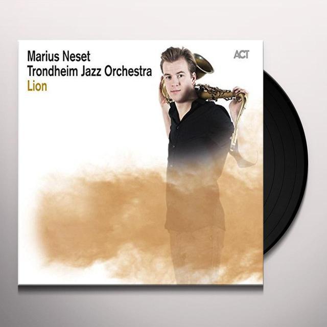 Marius Neset LION Vinyl Record