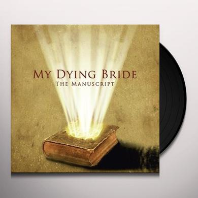 My Dying Bride MANUSCRIPT-EP (GER) Vinyl Record