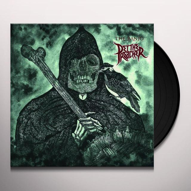 Pet The Preacher BANJO Vinyl Record