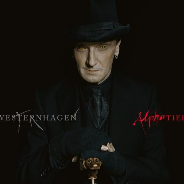 Westernhagen ALPHATIER (GER) Vinyl Record