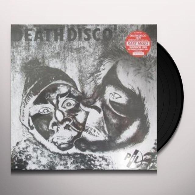 Public Image Ltd ( Pil ) DEATH DISCO (HK) Vinyl Record