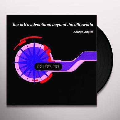 Orb ADVENTURES BEYOND THE ULTRAWORLDRIES Vinyl Record - Holland Release