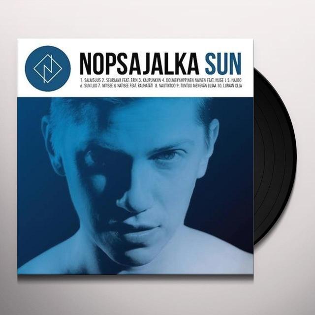 Nopsajalka SUN Vinyl Record - Holland Release