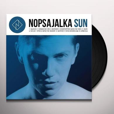 Nopsajalka SUN Vinyl Record - Holland Import