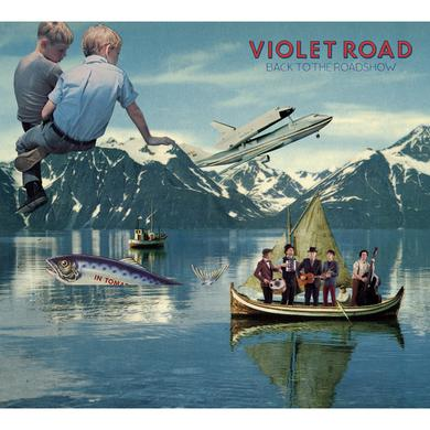 Violet Road BACK TO THE ROADSHOW Vinyl Record