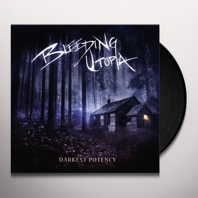 Bleeding Utopia DARKEST POTENCY Vinyl Record - Holland Release