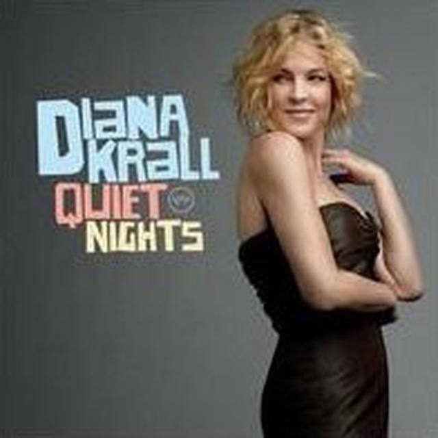 Diana Krall QUIET NIGHTS (Vinyl)