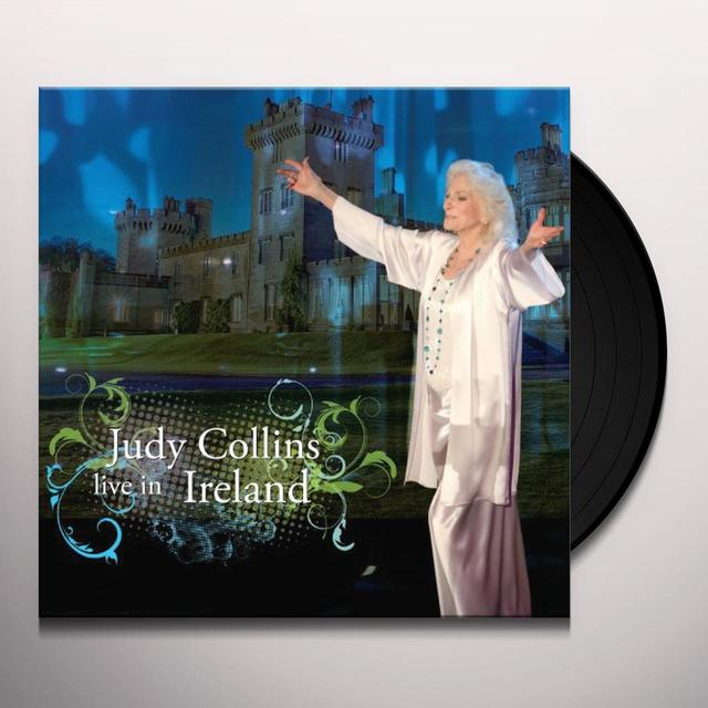 Judy Collins LIVE IN IRELAND Vinyl Record