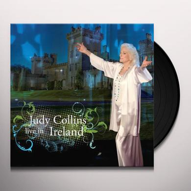 Judy Collins LIVE IN IRELAND Vinyl Record