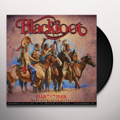 Blackfoot LIVE Vinyl Record