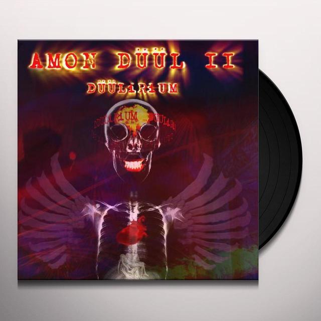 Amon Düül II DUULIRIUM Vinyl Record