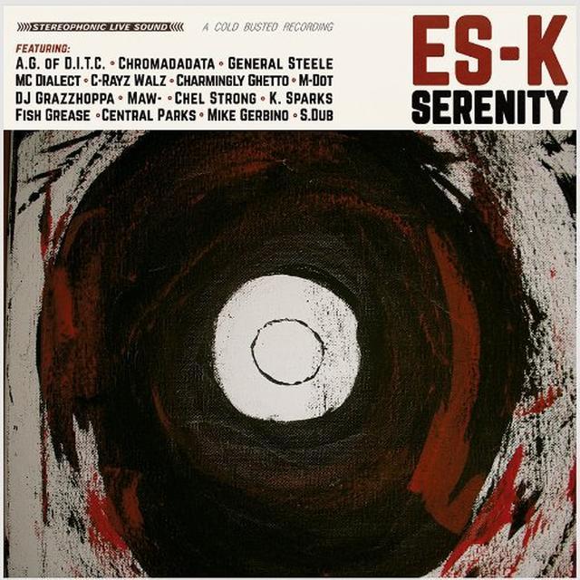 Es-K SERENITY Vinyl Record