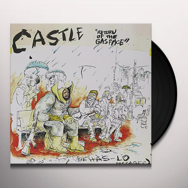 Castle RETURN OF THE GASFACE Vinyl Record