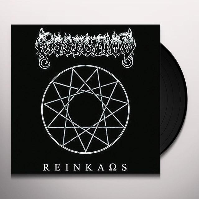 Dissection REINKAOS Vinyl Record