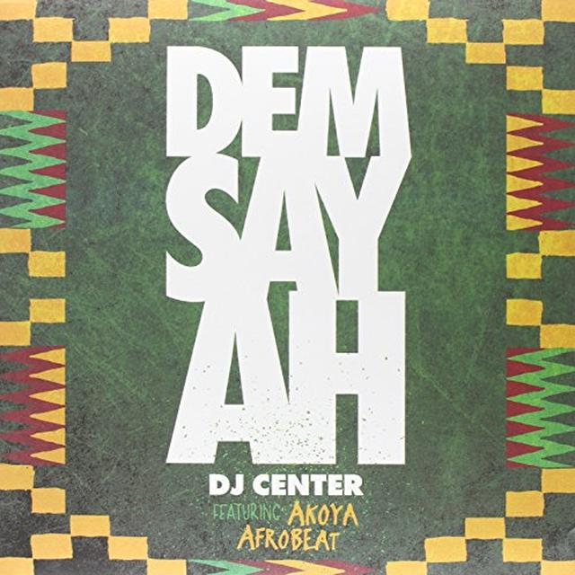 Dj Center DEM SAY AH Vinyl Record
