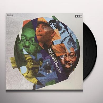 Raw Poetic & Kev Brown CONCENTRATED MANEUVERS Vinyl Record - Limited Edition