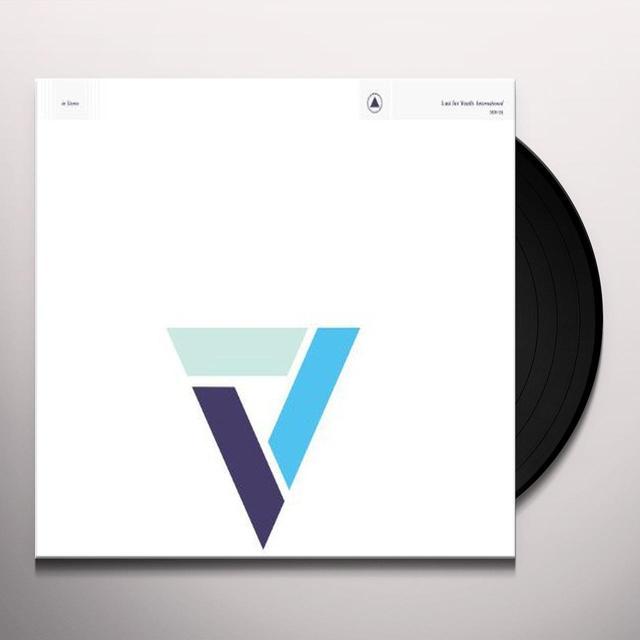 Lust For Youth INTERNATIONAL Vinyl Record
