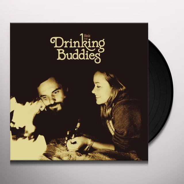 MUSIC FROM DRINKING BUDDIES: A FIL BY JOE SWANBERG Vinyl Record