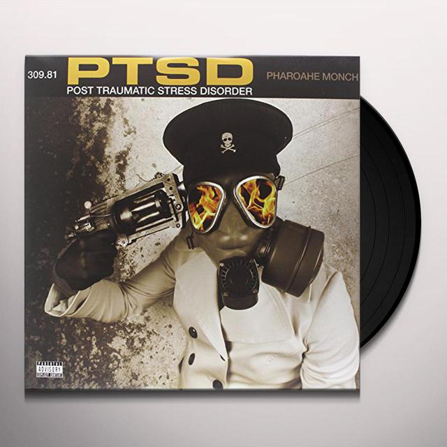 Pharoahe Monch PTSD Vinyl Record