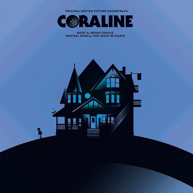 Bruno Coulais CORALINE / O.S.T. Vinyl Record