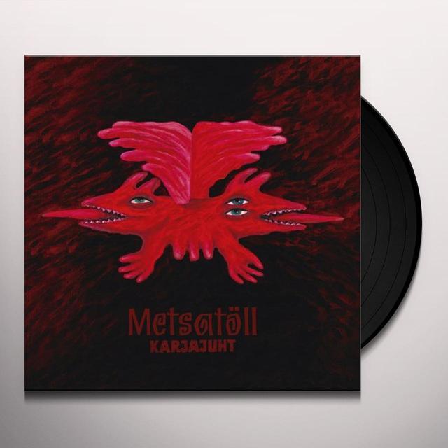 Metsatoll KARJAJUHT Vinyl Record