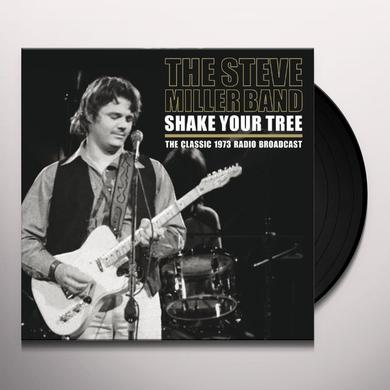 Steve Miller Band SHAKE YOUR TREE Vinyl Record - Limited Edition