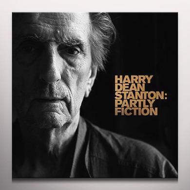 Harry Dean Stanton PARTLY FICTION Vinyl Record - Colored Vinyl, Digital Download Included
