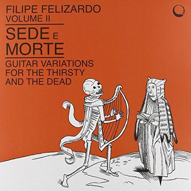 Filipe Felizardo SEDE E MORTE Vinyl Record