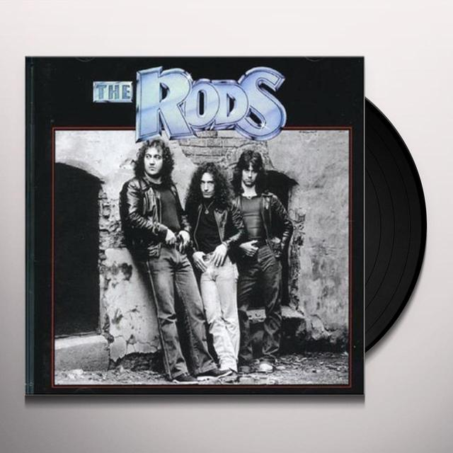 RODS Vinyl Record - Limited Edition