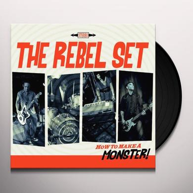 Rebel Set HOW TO MAKE A MONSTER Vinyl Record