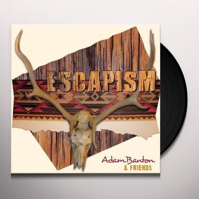 Adam Banton ESCAPISM Vinyl Record