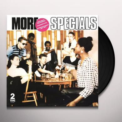 MORE SPECIALS  (WSV) Vinyl Record - 180 Gram Pressing