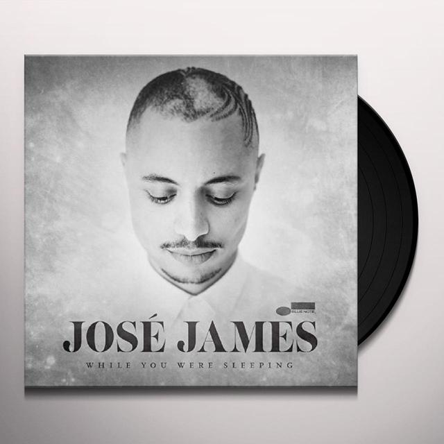 Jose James WHILE YOU WERE SLEEPING Vinyl Record
