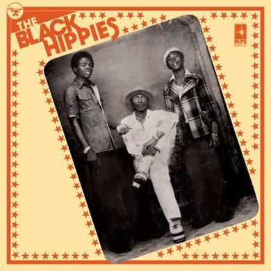 BLACK HIPPIES Vinyl Record - Poster