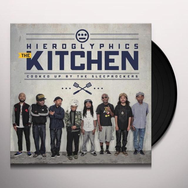 Hieroglyphics KITCHEN (GATE) (Vinyl)