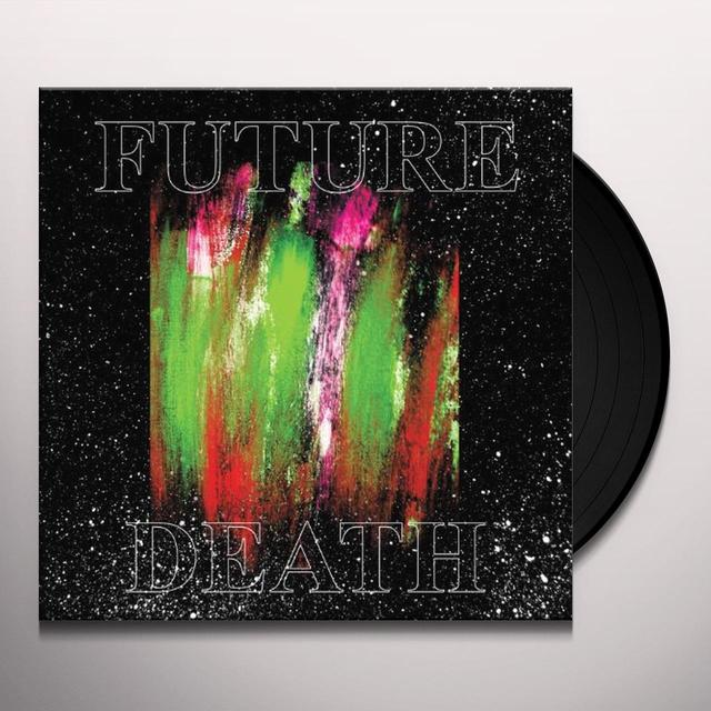 Future Death SPECIAL VICTIM Vinyl Record